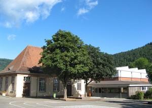 Banngartenhalle