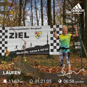 Berglauf Neckargmünd 2020 1